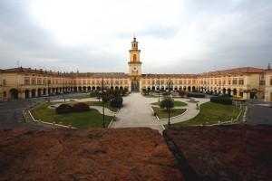 Piazza Bentivoglio Gualtieri