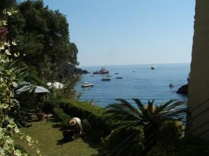 San Fruttuoso di Camogli-giardino Abbazia