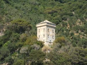 San Fruttuoso di Camogli-Torre Doria-